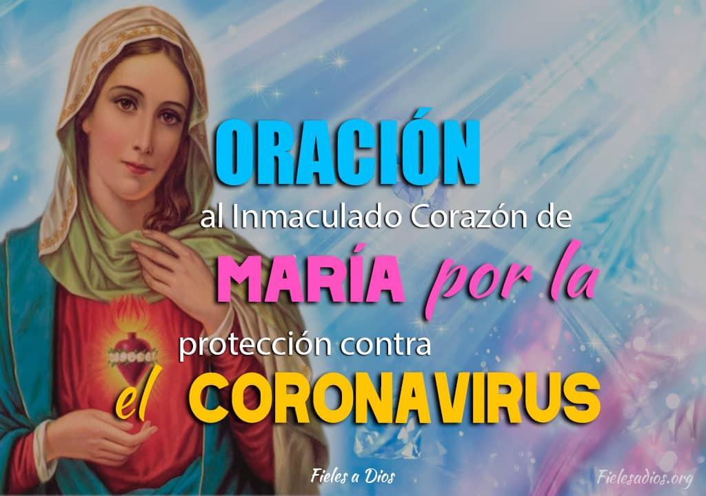 oracion a la virgen maria contra el coronavirus