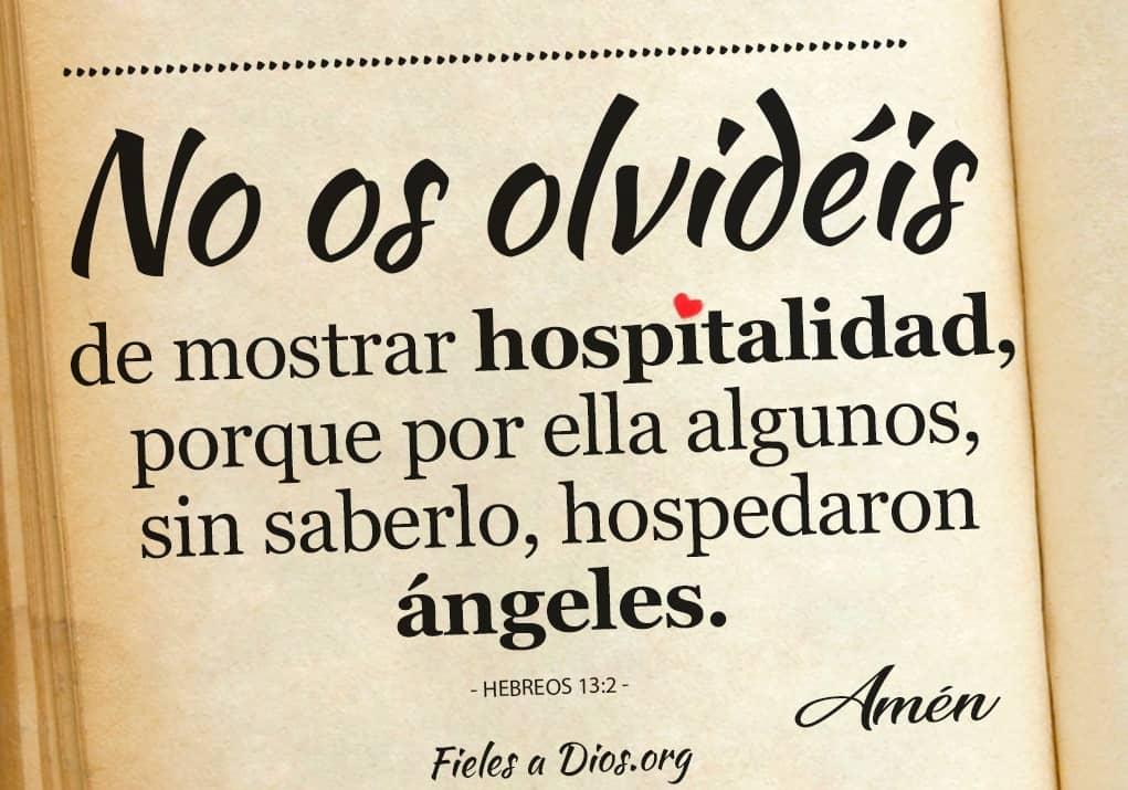 hospedaron angeles